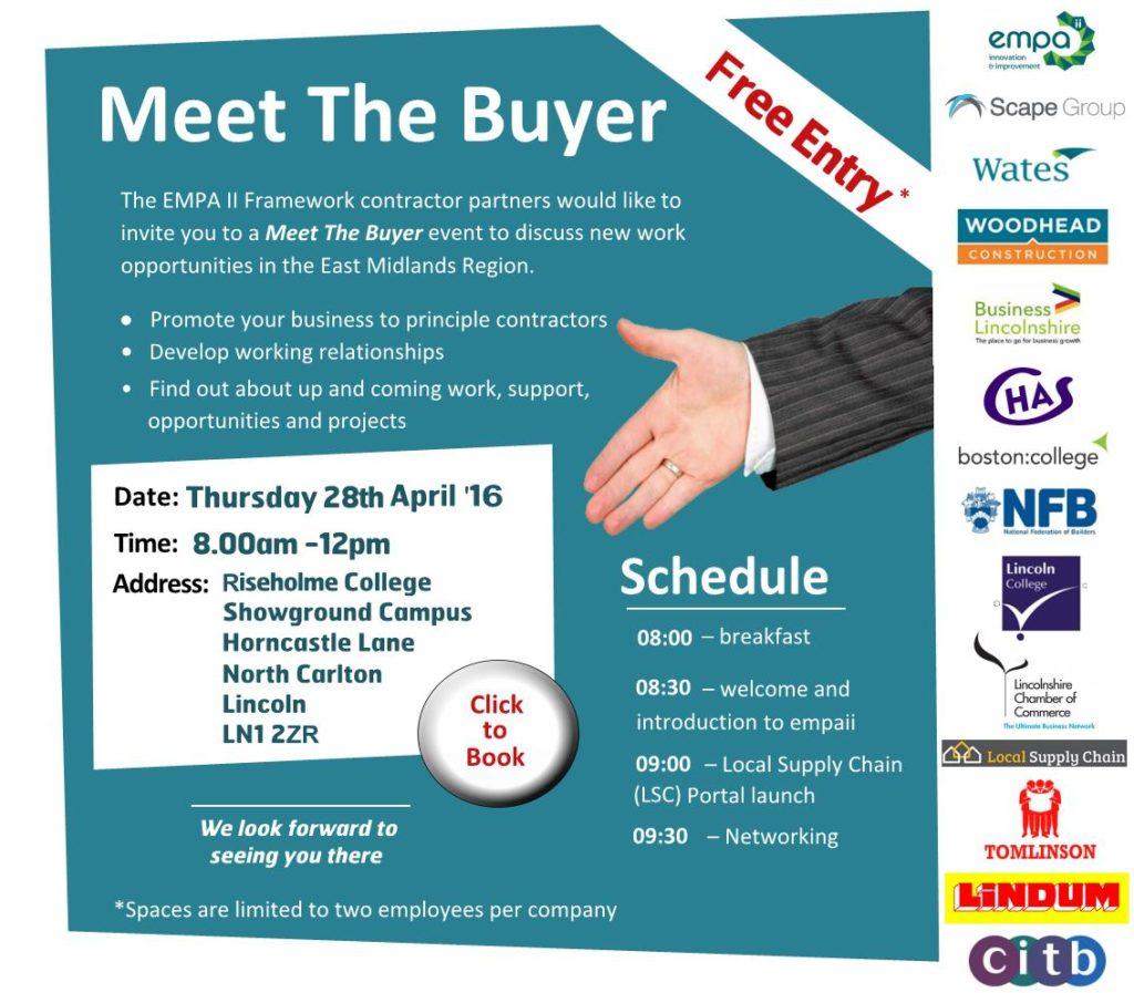 Meet the Buyer Event
