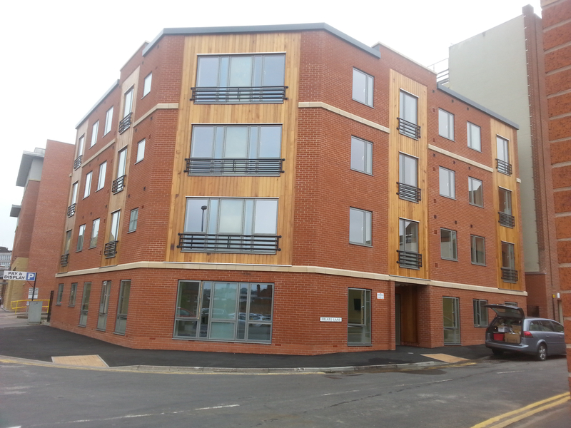 The Cornerhouse – Framework Housing
