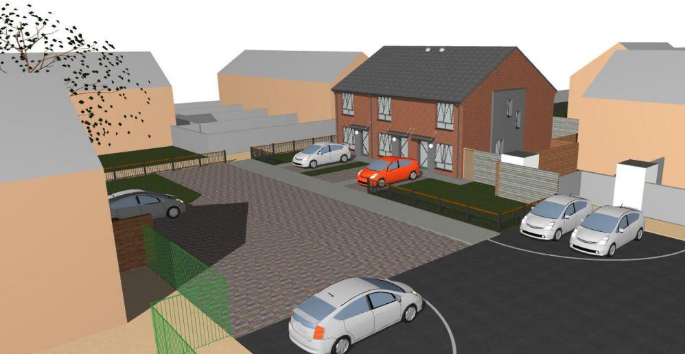 Delivering over 100 new homes for Nottingham