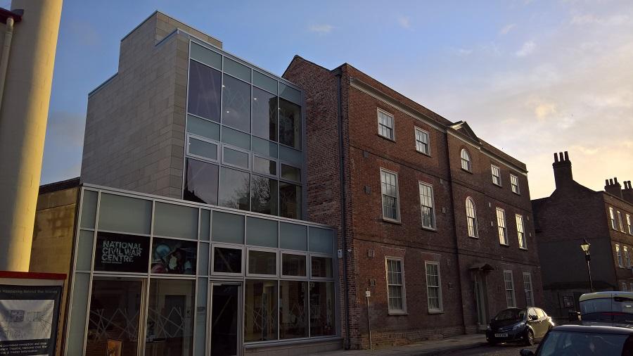 The National Civil War Centre – Newark