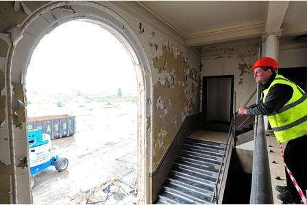 Marble Hall – conserving Derby's industrial past