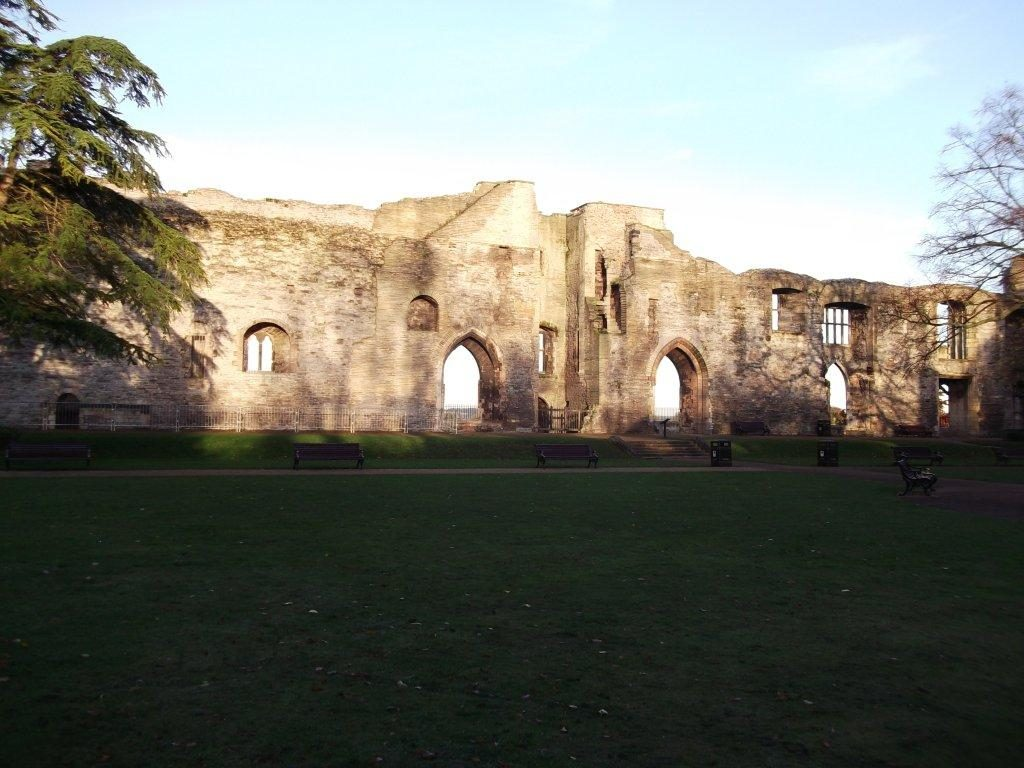 Newark Castle conservation