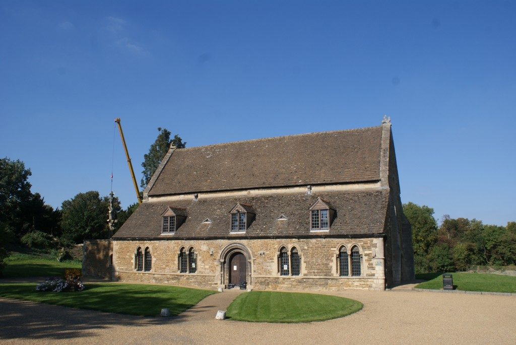 Oakham Castle reopening after major restoration
