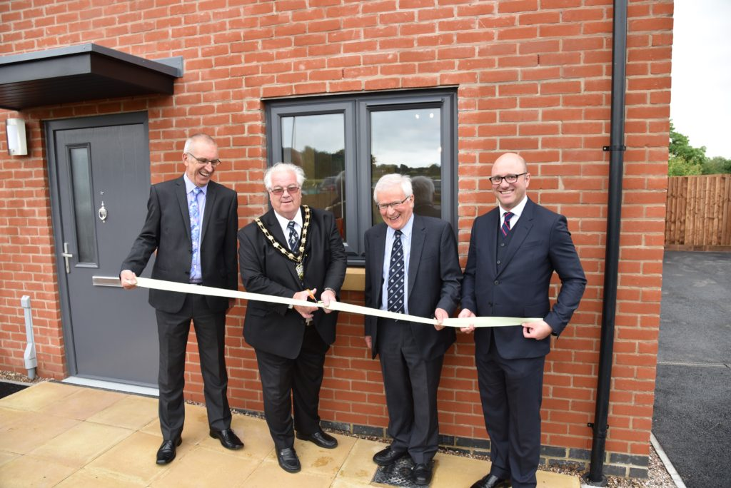 22 New Council Homes Built