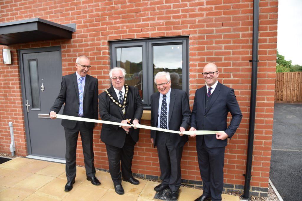 22 New Council Homes Built