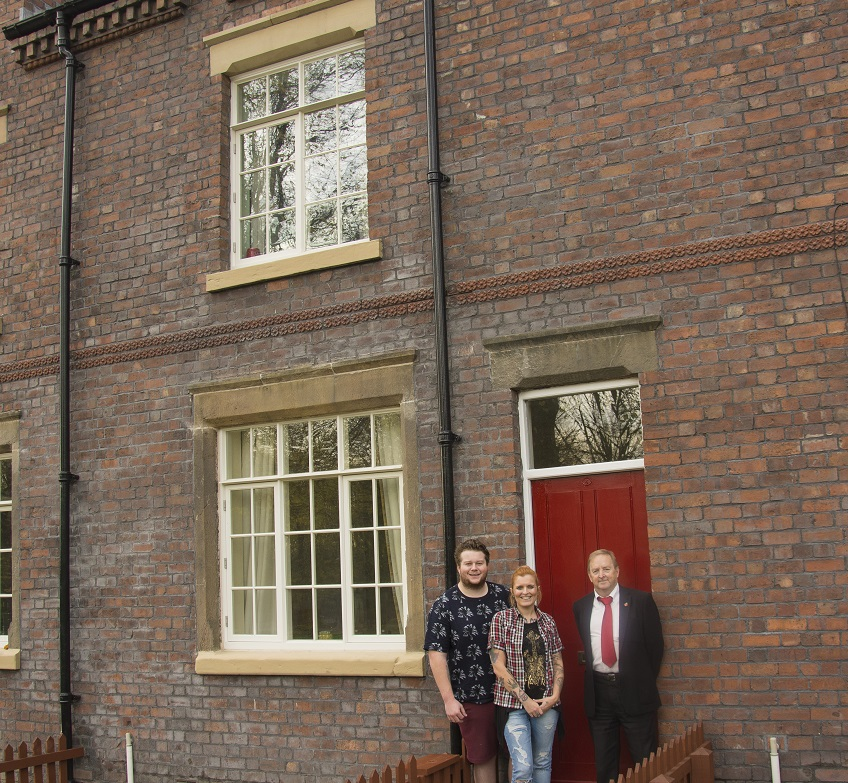 First Phase Of Life Changing New Bolsover Project