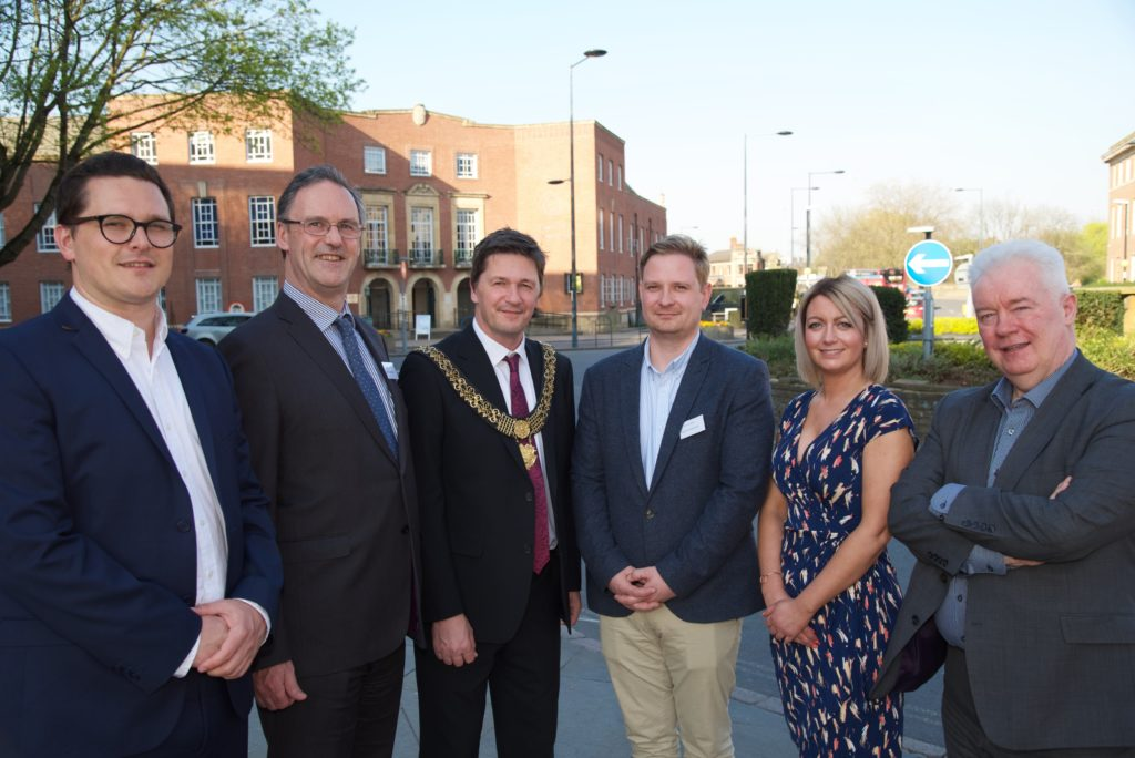 Woodhead Group Opens Derby Construction Office