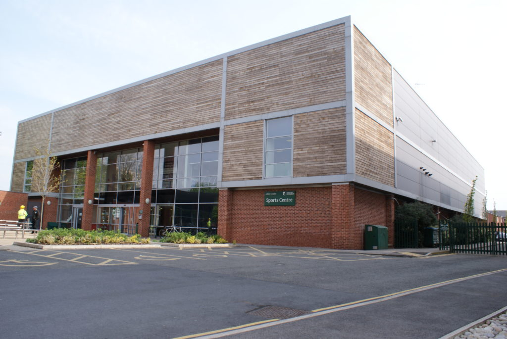 Fitness Suite Extension to the Jubilee Sports Centre