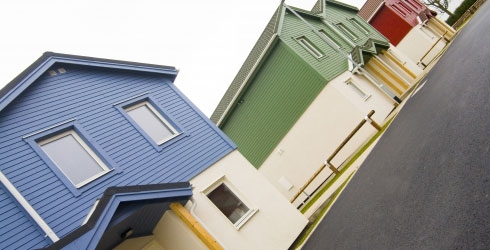 Affordable Energy Efficient Homes