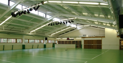 Major Extension and Alterations – Sherwood Forest's Jardin de Sport complex