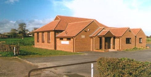 New Village Hall
