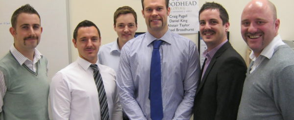 Movember - The end product