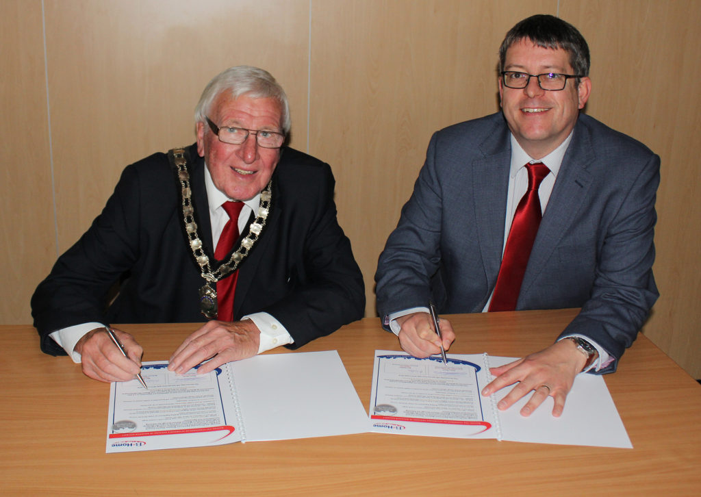 Bolsover District Council House Construction Agreed