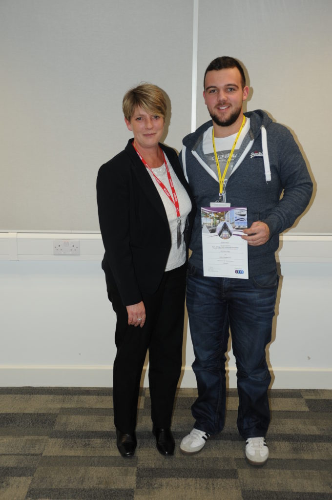 CITB Scholarship For Woodhead Apprentice