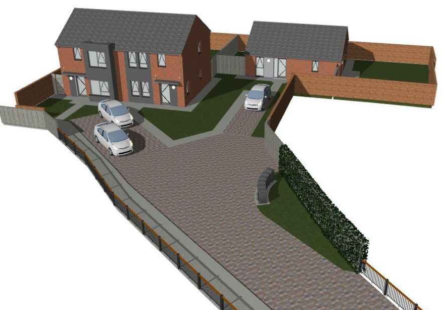 Delivering over 100 new homes for Nottingham