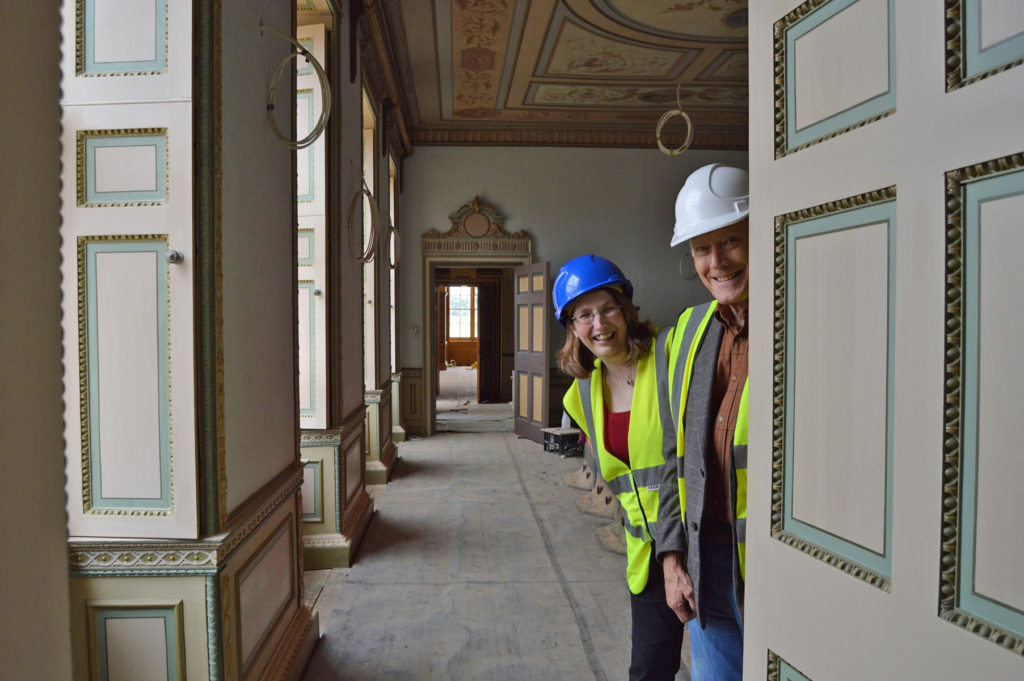 Conservation Of Northampton's Delapre Abbey