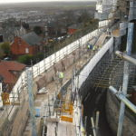 Lincoln Castle Walls Phase 1