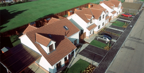 Construction of Six New Dwellings