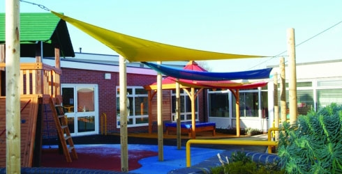 School Extension in Nottingham
